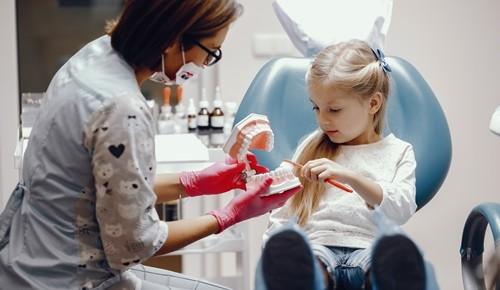 Miedo infantil al dentista