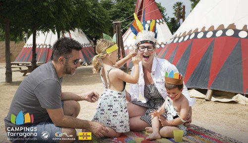 Ir de camping con niños: una experiencia inigualable