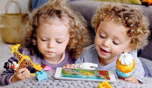 Apps para niños: diversión y aprendizaje