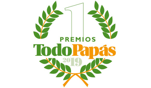 Ganadores premios todopapás 2019