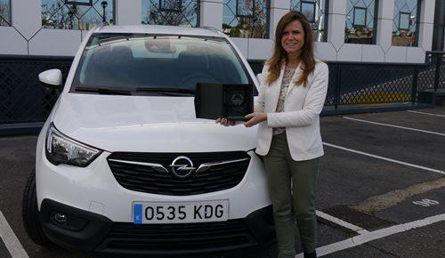 Opel crossland x, ganador de los premios todopapás 2017