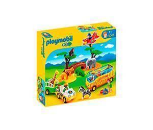 Juego y diversión para los más pequeños con playmobil 1.2.3