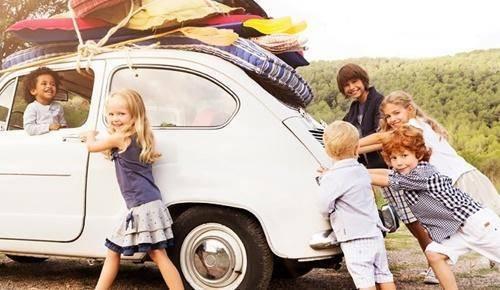 Privalia lanza la primera kids fashion week