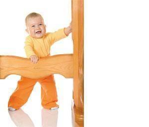 Ejercicios de estimulación para bebés de 10 meses