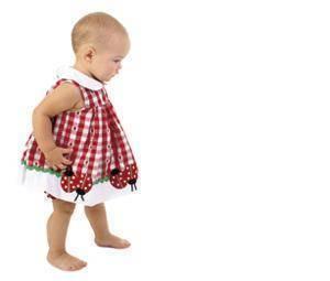 ¿a qué edad empiezan a andar los bebés?