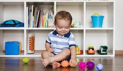 Estimulación del bebé de 17 meses