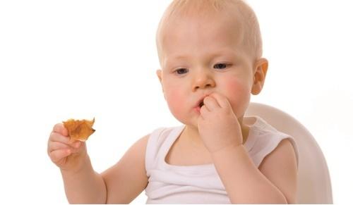 ¿Qué puede comer un niño de 12 meses?
