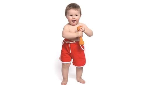 Hipertonía e hipotonía en bebés