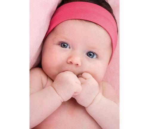 Cuándo se define el color de los ojos de los bebés