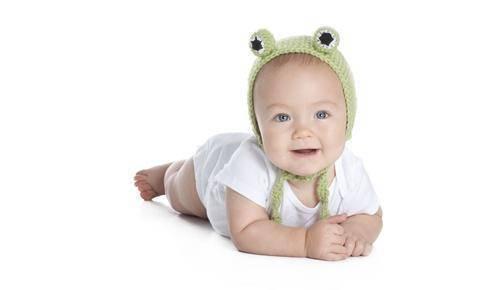 é normal que um bebé não chore?