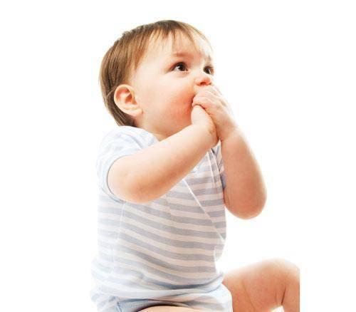 Miedos en bebés de 2 años