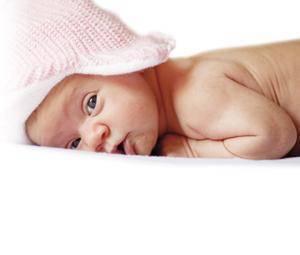 Ejercicios de estimulación para bebés de 2 meses