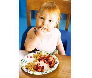 ¿Sabes cuál es la alimentación más adecuada para tu hijo?