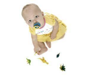 Juguetes recomendados para bebés de 0 a 12 meses