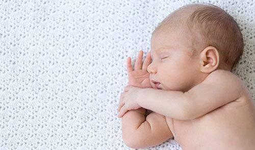 Dolicocefalia en bebés