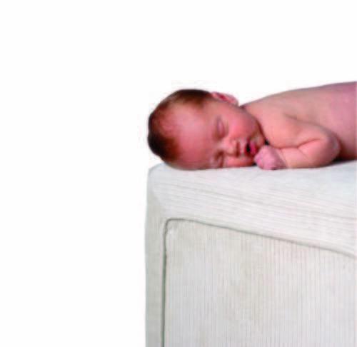 El sueño del bebé por edades