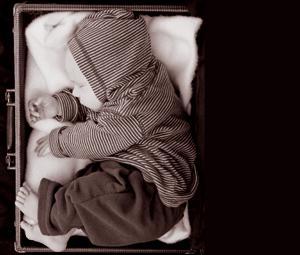 ¿Con cuántos meses puede volar un bebé?
