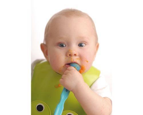 ¿cuándo empezar con la fruta para el bebé?