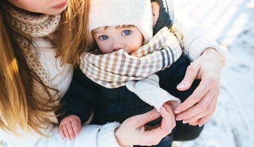 Llegan los días más fríos del año, ¿está la habitación del bebé preparada?