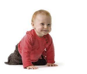 Ejercicios de estimulación para bebés de 9 meses