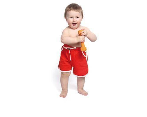 ¿Por qué mi bebé tiene las piernas arqueadas?