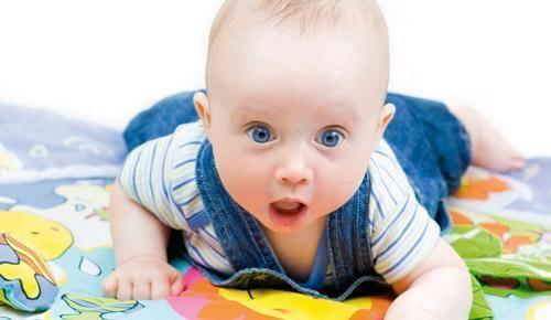 Enseñar al bebé a girar