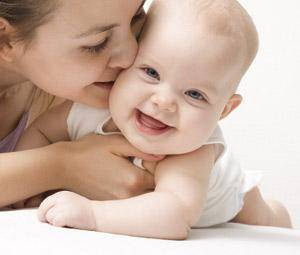 Ejercicios de fisioterapia respiratoria para bebés y niños