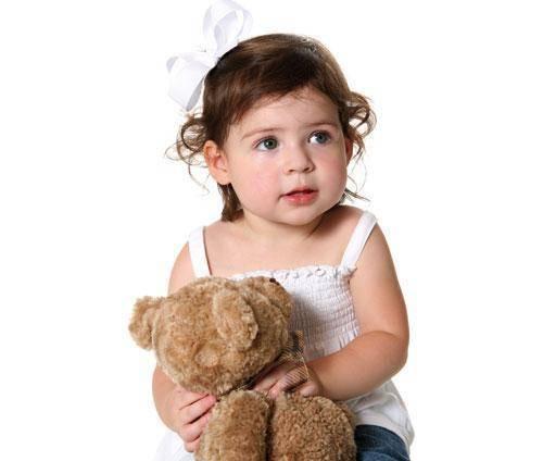 Enseñar al bebé a no pegar