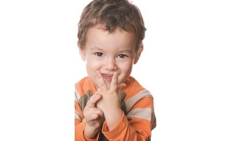 Estimulação precoce para bebés de 2 anos de idade