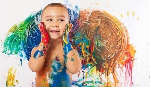 Nacimiento del ego en los niños
