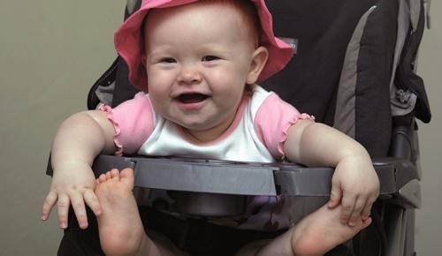 ¿Con cuántos meses puede viajar un bebé?