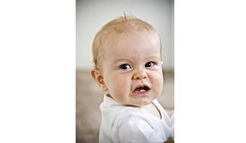 ¿qué hacer si mi bebé vomita?
