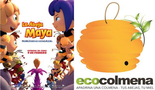 Concurso la abeja maya