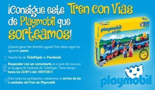 Ganadores concurso playmobil