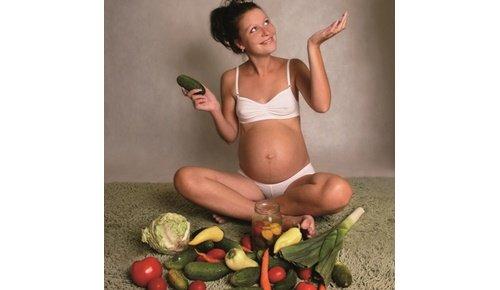¿cuáles son las mejores frutas y verduras para el embarazo?