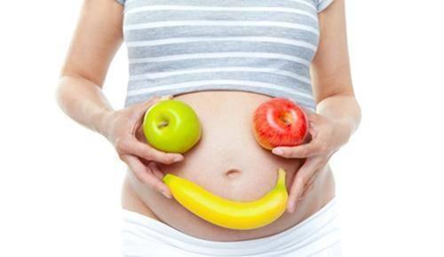 ¿Qué puede comer una embarazada con presión alta?