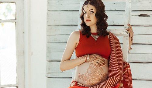 ¿se puede utilizar henna en el embarazo?