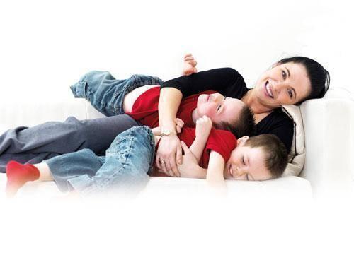 Acogida temporal de niños en méxico