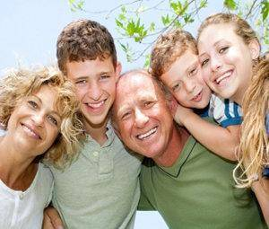Régimen de visitas entre abuelos y nietos