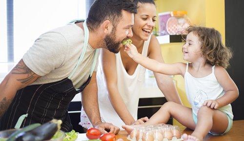¿cómo hablar de nutrición a los niños?