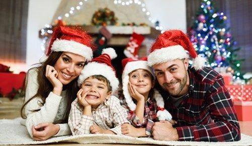 Juegos para hacer en familia en navidad