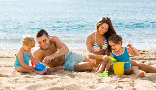 Dicas de férias de verão para pais