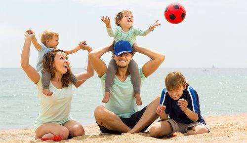 Ideas para fiestas de cumpleaños en la playa