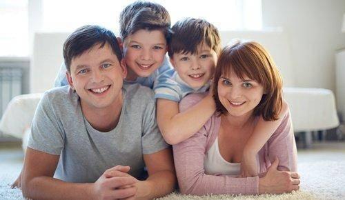 El tipo de familia influye mucho el éxito de los chicos en el colegio