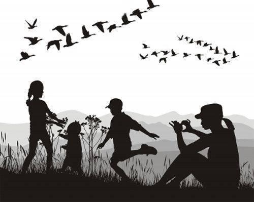 ¿cómo fotografiar niños en movimiento?