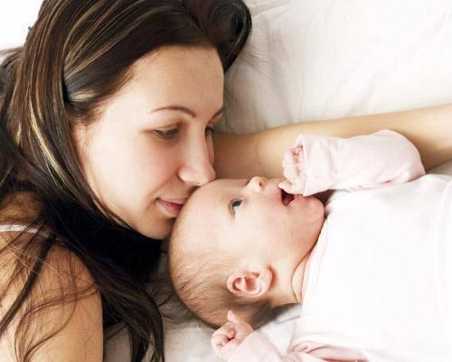El olfato, un sentido clave en los primeros meses del bebé