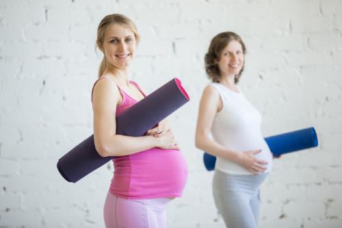 ¿puedo hacer ejercicio embarazada?