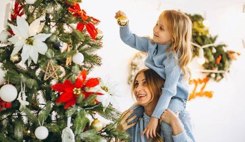 ¿cómo entretener a niños en navidad?