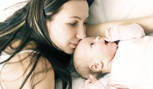 Mi bebé nunca se enferma