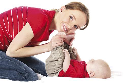 Estimulación temprana: concepto bobath